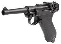 Legends Blowback P08 CO2 Pistol, Full Metal