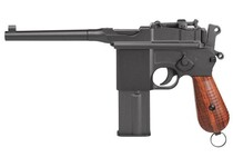Legends M712 Full-Auto CO2 BB Pistol, Full Metal