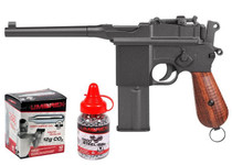Legends M712 Full-Auto CO2 BB Gun Kit, Full Metal