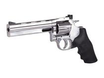 """Dan Wesson 715 6"""" CO2 BB Revolver, Nickel"""