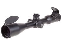 Hawke Sport Optics Airmax 30 SF 4-16x50 Rifle Scope, Ill. AMX Mil-Dot Reticle, 1/4 MOA, 30mm Tube