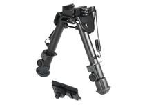 UTG Tactical OP Bipod, Pic/Swivel Mount, Panning, Folding/Telescoping Legs