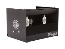 Sig Sauer Dual Shooting Gallery Airgun Target with Knockdown Reset Function