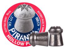 Crosman Premier Piranha .177 Cal, 10.5 Grains, Hollowpoint, 400ct