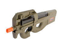 FN Herstal P90 AEG Electric Airsoft Rifle, Tan