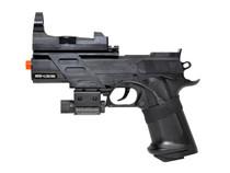 Colt MK IV Spring Airsoft Pistol Kit