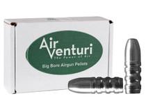 Air Venturi .257 Caliber 107 gr. Flat Point, 100 ct