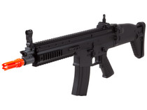 FN SCAR-L AEG Airsoft Rifle, Black