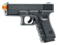 Glock G19 Gen3 CO2 Non-Blowback Airsoft Pistol