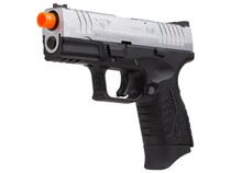 "Springfield Armory XDM 3.8"" GBB Airsoft Pistol, Bi-Tone"