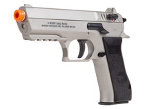Jericho 941 Baby Desert Eagle Airsoft CO2 Pistol, Gray