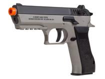 Jericho 941 Baby Desert Eagle Airsoft CO2 Pistol, Black/Gray