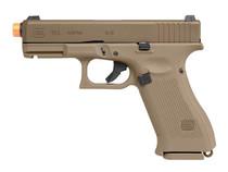 Glock 19X Gas Blowback Airsoft Pistol, Tan