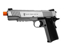 Elite Force 1911 CO2 TAC CO2 Airsoft Pistol,,  Silver