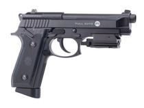 Crosman P1 Full Auto Blowback CO2 BB Pistol with Laser