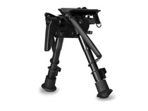 "Hawke Swivel Tilt Bipod, 6-9"" Leg Length"
