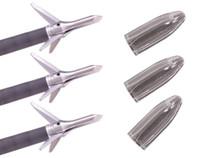 Innerloc Shape Shifter 3 Blade Broadhead, 100 Grains, 3 ct.