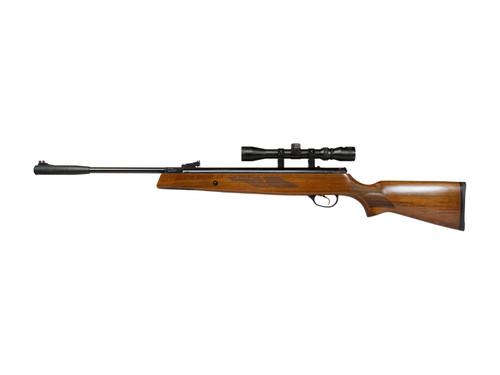 Hatsan 95 Air Rifle Combo, Walnut Stock