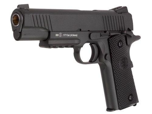 Barra 1911 Tactical Blowback CO2 BB Pistol
