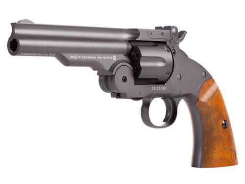 """Schofield No. 3 CO2 BB Revolver, 5"""" Barrel"""