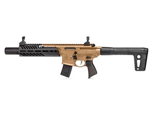 SIG Sauer MCX Rattler Canebrake CO2 Pellet Rifle