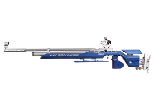 Walther LG400 Anatomic Expert Air Rifle, RH Grip