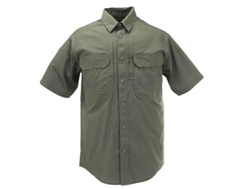 5.11 Tactical TacLite Pro Short Sleeve Shirt, Green, Medium