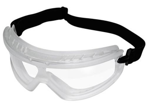Radians Barricade Goggles, Clear, Anti-Fog