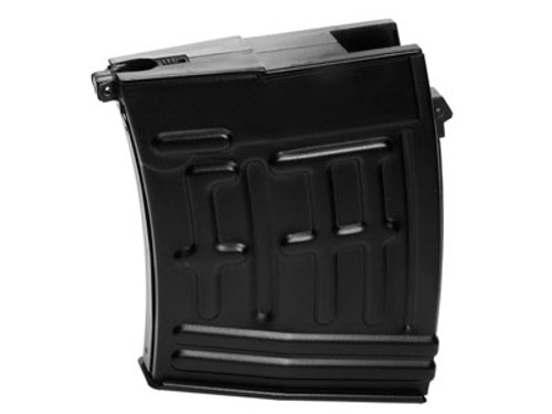 A&K Steel Mag for the NDM 86 Bolt Action Spring Sniper Rifle, 60rd PY-A-4554