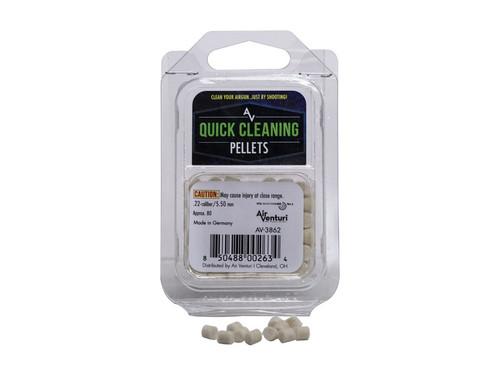 Air Venturi Quick Cleaning Pellets .22 Cal, 80ct