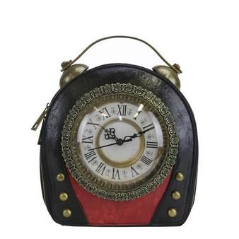 Odometer Clock Handbag