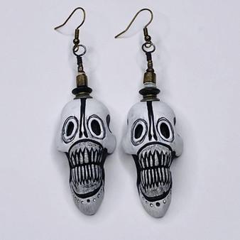 ZH Dead Man's Party Earrings