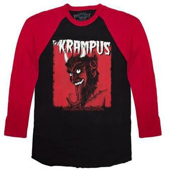 Krampus Raglan Shirt