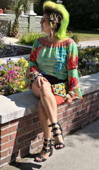 Sunny Day Blouse