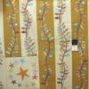Kathy Doughty Folk Art Revolution Stars & Stripes Pretty Cotton Fabric By Yd