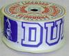 """Duke University Blue Devils Grograin Ribbon 1 1/2"""" Wide Roll of 10 Yards"""