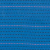 Anna Maria Horner WOAH012 Loominous Dotted Line Cobalt Cotton Fabric By Yd