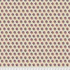 Joel Dewberry Avalon PWJD160 Poka Stripe Berry Cotton Fabric By Yd