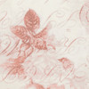 """Tim Holtz QBTH002 Rose Parcel Red 108"""" Wide Quilt Backing Fabric By Yd"""