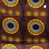 Genuine African Printex Xclusive Collection S-70066 Cotton Fabric By The Yard