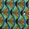 Genuine African Printex Xclusive Collection S-70063 Cotton Fabric By The Yard