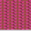 Shannon Newlin Garden Dreams PWSN010 Birds Pink Cotton Fabric By Yd