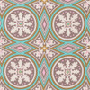 Joel Dewberry PWJD144 Modernist Tolson Smoke Cotton Fabric By Yard