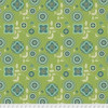 Joel Dewberry Avalon PWJD154 Delphina Greenery Cotton Fabric By Yd