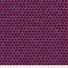 Keiko Goke How Do You Do PWKG007 Marbles Purple Cotton Fabric By Yard