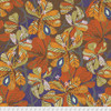 Kathy Doughty PWMO032 Seeds & Stems Fig Leaf High Noon Cotton Fabric By Yard