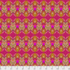Shannon Newlin Vibrant Blooms Flower Burst Pink Cotton Fabric By The Yard