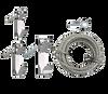 Project Basics 129705 19 Piece Light & Medium Duty Picture Hanger Kit