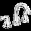 Delta 35770LF Portwood Widespread Bath Faucet Polished Chrome Finish