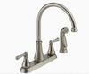 Delta 21902LF-SS Lewiston High Arc Stainless Steel Kitchen Faucet